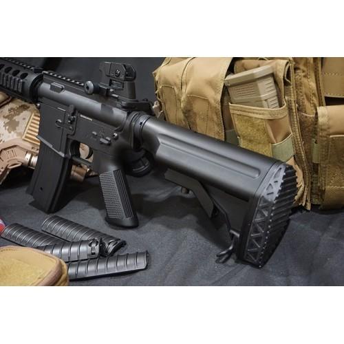 JG Full Metal M4A1 CQBR RAS V2 AEG Carbine