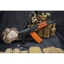 JG Full Metal AK74U AEG Carbine