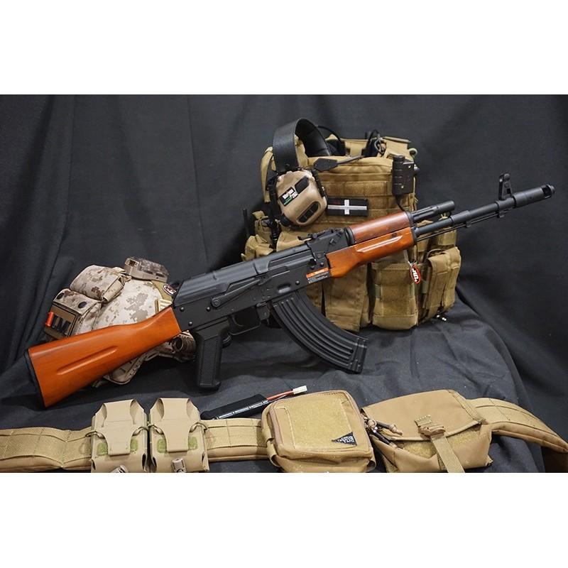 JG Full Metal AK74M AEG Carbine
