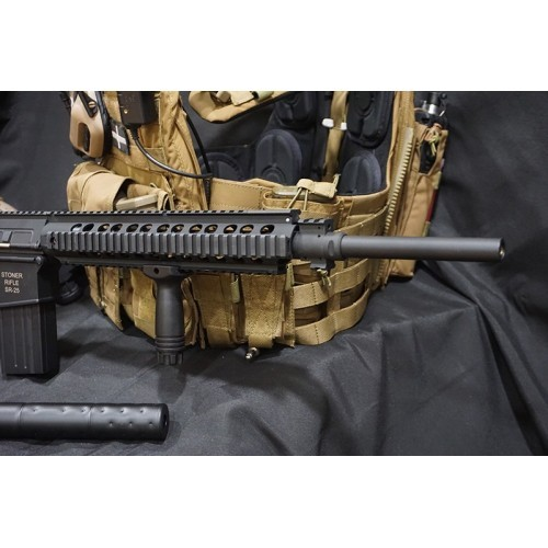 JG Full Metal SR25 Rifle