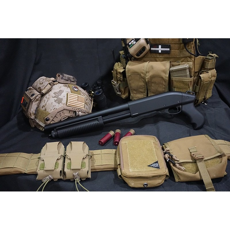 Golden Eagle M870 Gas Powered Shotgun