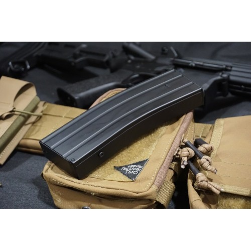 JG 300Rds Wing-Up M4 Metal Magazine