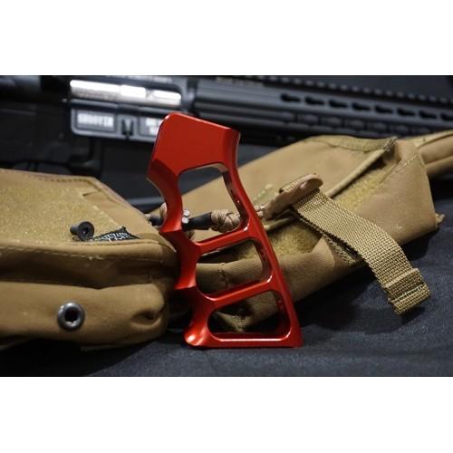 5KU CNC Skeletonized M4 GBB Grip