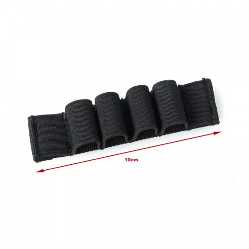 TMC 4 Hole Elastic Retention Holder Set
