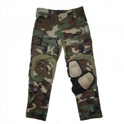 TMC Gen3 Origianl Cutting Combat Trouser with Knee Pads 2018 Version (WoodLand)