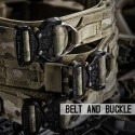 Belt and Buckle