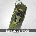 Radio and GPS Pouches